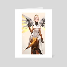 Mercy - Art Card by Jn3