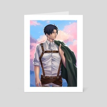 Levi  - Art Card by Freyz RC