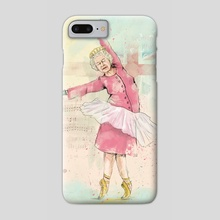 Dancing queen - Phone Case by Balazs Solti