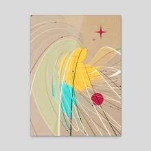 star net - Acrylic by drewmadestuff