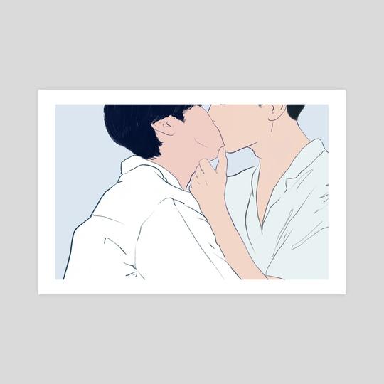 can i kiss you? by Amity Miyabi