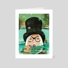 Hatful Of Hollow - Art Card by Stephan Parylak