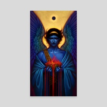 The Vessel of Oblations - Canvas by Caroline Jamhour