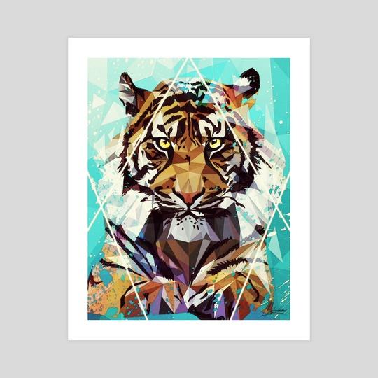 it Tiger  by Mayka ienova