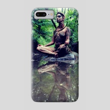 Earth - Phone Case by Robbie Edwards