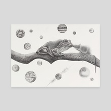 Sensitivity - Canvas by Alexander Andreev