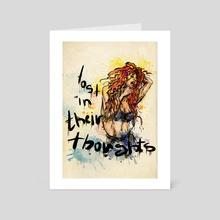 lost - Art Card by Andriyan Genchovski