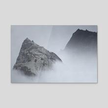 Fog 1 - Canvas by Mattia Liberati