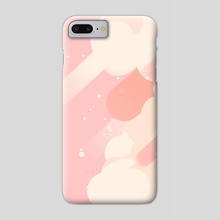 Pop Sky - Phone Case by Xharr Quiso