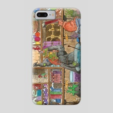 The Witches Brewery - Phone Case by stuart Hatt