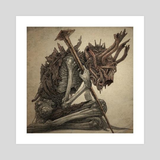 L'armure by Kirill Semenov