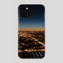 Twilight Clear Sky - Phone Case by Yong Chuan