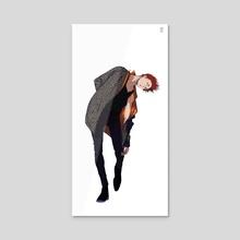Tendou - Acrylic by Skribls