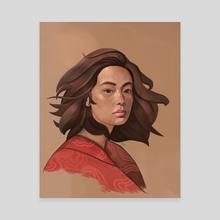 45 - Canvas by Ali Sadeqi