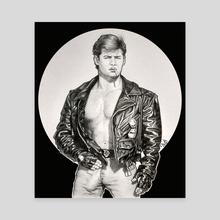 ToF JEFF STRYKER - Canvas by marioabbs