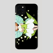 Lily of the Valley - Phone Case by Mari Ghoul