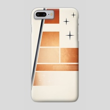 home sweet home - Phone Case by drewmadestuff