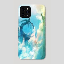 The Storm King - Phone Case by Aaron Nakahara