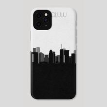Honolulu - Phone Case by Deniz Akerman
