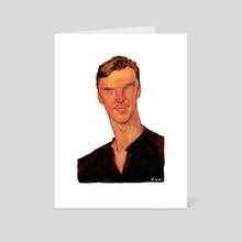 Benedict - Art Card by Danny Schwartz
