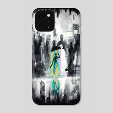 Shelter from the sorrow - Phone Case by Eric Pautz
