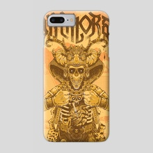 Warlord of Sacrifice - Phone Case by Jeff Krichmar