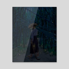 Harvest - Acrylic by Tanya Rast