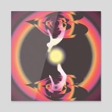 Incantation - Acrylic by Isacc (Basicc)