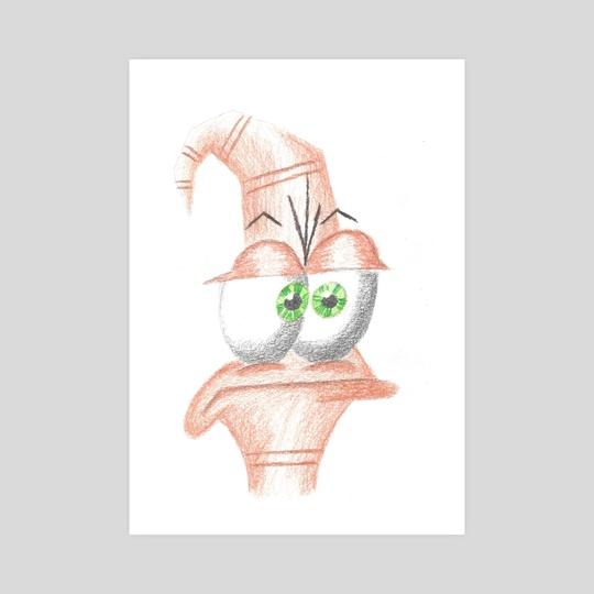 Worm by VMP Ilustra  (Vinicius Macedo)