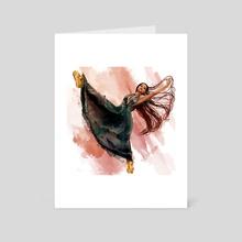 ZendaYa - Art Card by Daniela Paz