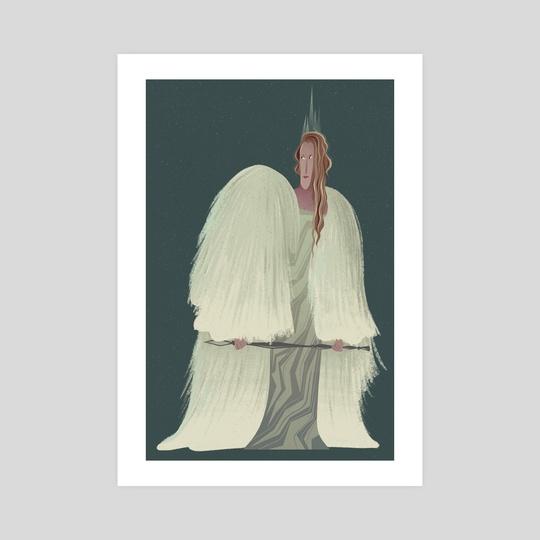 Winter Witch by Stephen Menard