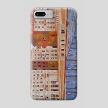 Memory of Turin, Murazzi - Phone Case by federico cortese