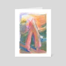 Sunrise Giant - Art Card by Kelly  Tan