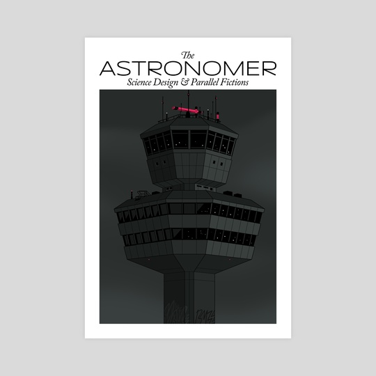 The Astronomer Vol 3 by Gianmarco Magnani
