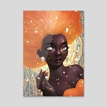 """Citrus - Acrylic by Ejiwa """"Edge"""" Ebenebe"""