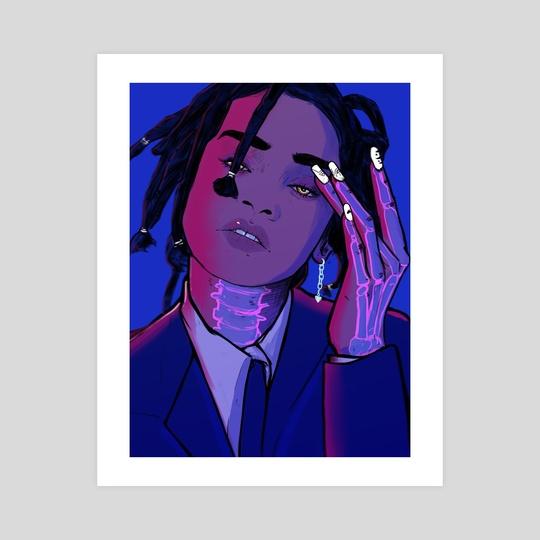 Rihanna by aye pixel