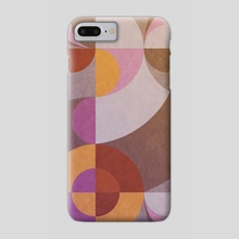 Geometric   - Phone Case by e Drawings38