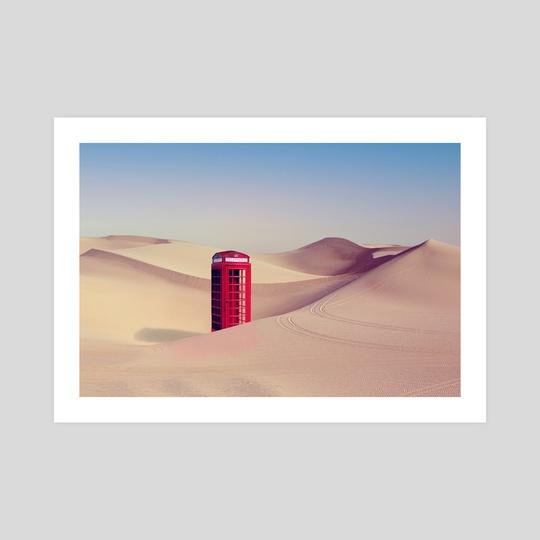 Grace In The Desert by Agit Akbulut