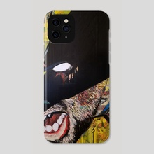 You talkin' to me, bub? - Phone Case by Kyle Willis