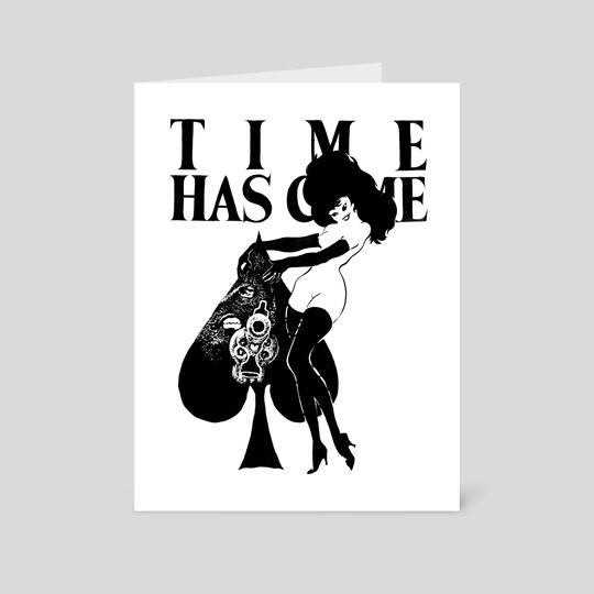 TIME HAS COME by Lomaho Kretzmann