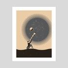 Explore - Art Print by Amer Karic