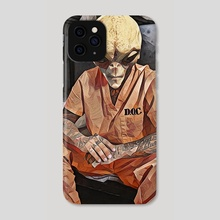 Area 51 - Phone Case by Trey Patterson
