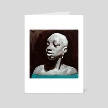 Underline - Art Card by John Larriva