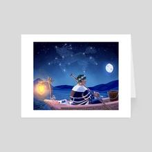 Written in the Stars - Art Card by Gillian