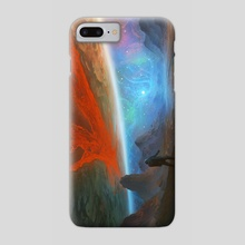 Scars of Old Avarice - Phone Case by Daniel Wachter