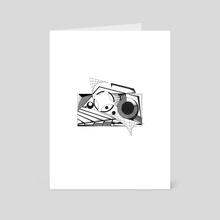 Limit - Art Card by vionart