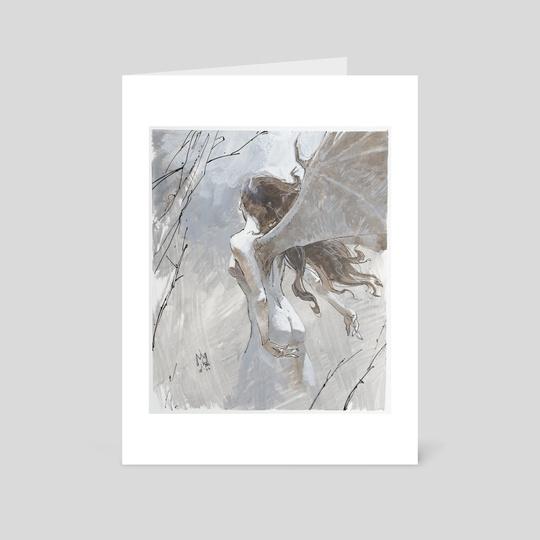 Harpie Dream by Mark Molchan