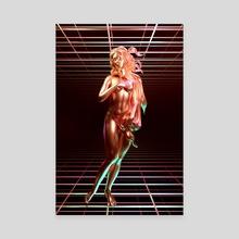 Venus 2077 - Canvas by Yorden Will-helm