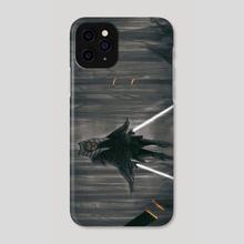 Ahsoka  - Phone Case by Michael DeNicola