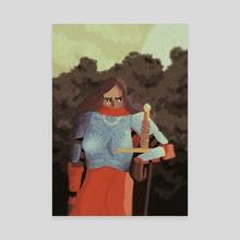 ADA - Canvas by Guyliane SCHELLE